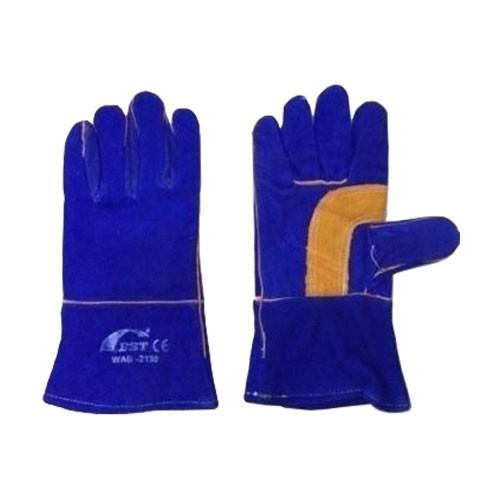 BST Welding Hand Glove Leather Reinforced 13''