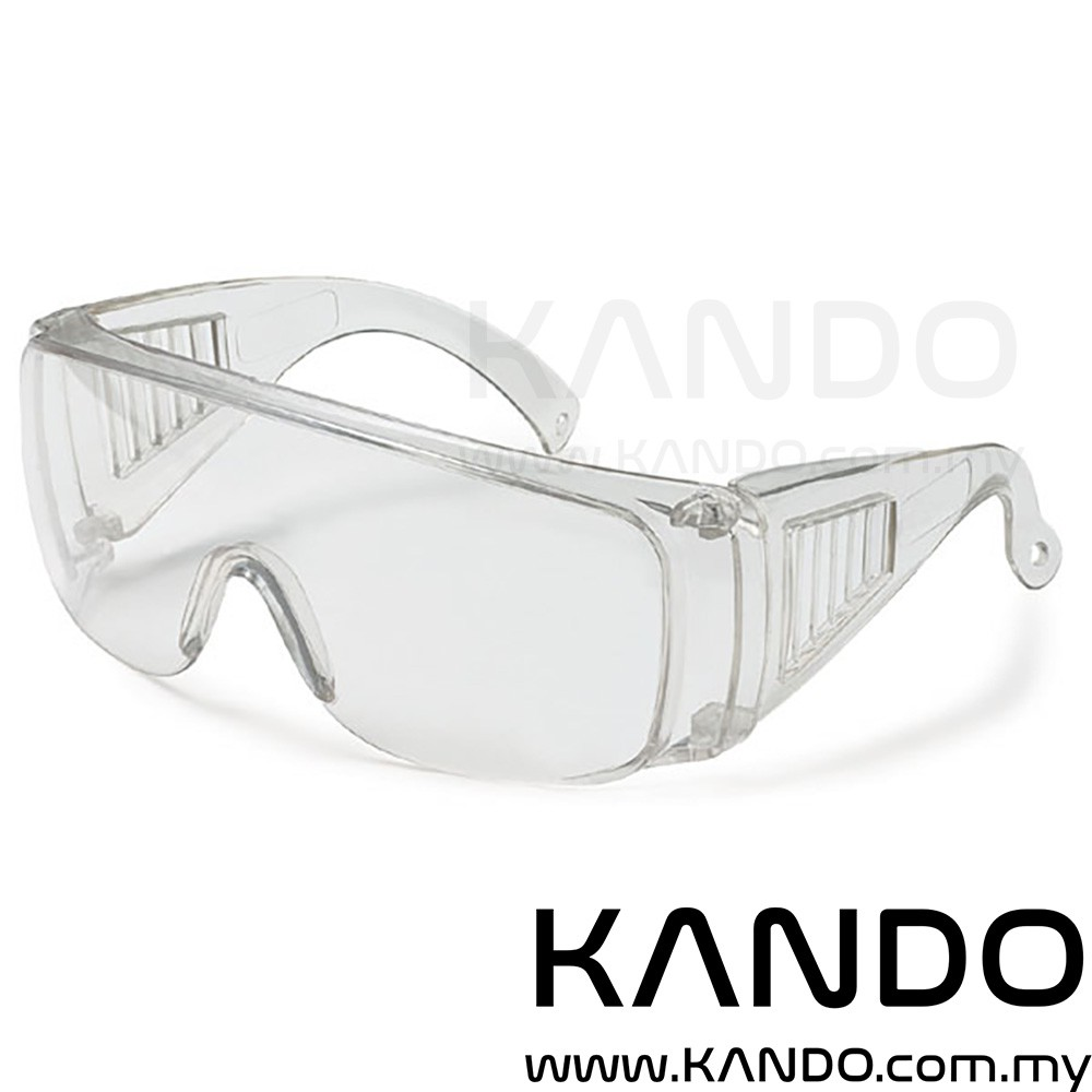 Transparent Ventilated Safety Goggles Safety Glasses Laboratory Glasses Chemical Goggles Safety Eye Protection Glasses Shopee Malaysia