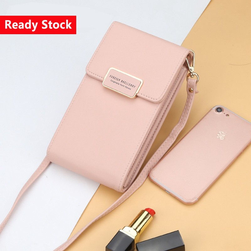 4a76f4e476ea 🔥Ready Stock🔥 Women Wallet Korean Mobile Phone Bag Fashion Shoulder Sling  Bag