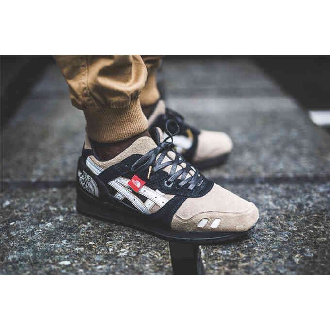 """wholesale dealer f5691 40f6d Zapatos THE NORTH FACE x Asics GEL-Lyte III """"The Apex""""spo"""