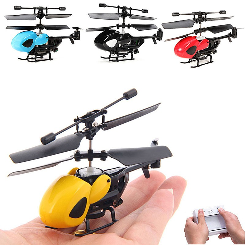 SQ❤2CH Super Mini IR Infrared Remote Control RC Drone Helicopter  Quadcopters 201
