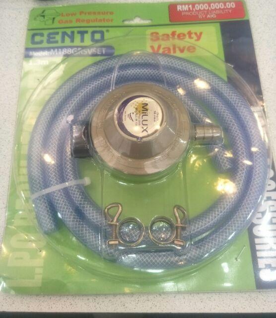 Cento gas regulator (low pressure)