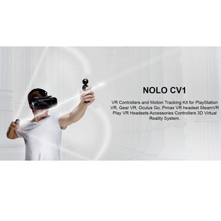 PROMO) NOLO VR Controllers Tracking Kit Virtual Reality