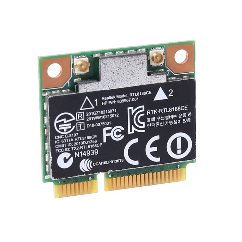 KOOL♥Wireless Wifi Card RTL8188CE 640926-001 Laptop for HP 4431S 4436S 4430S