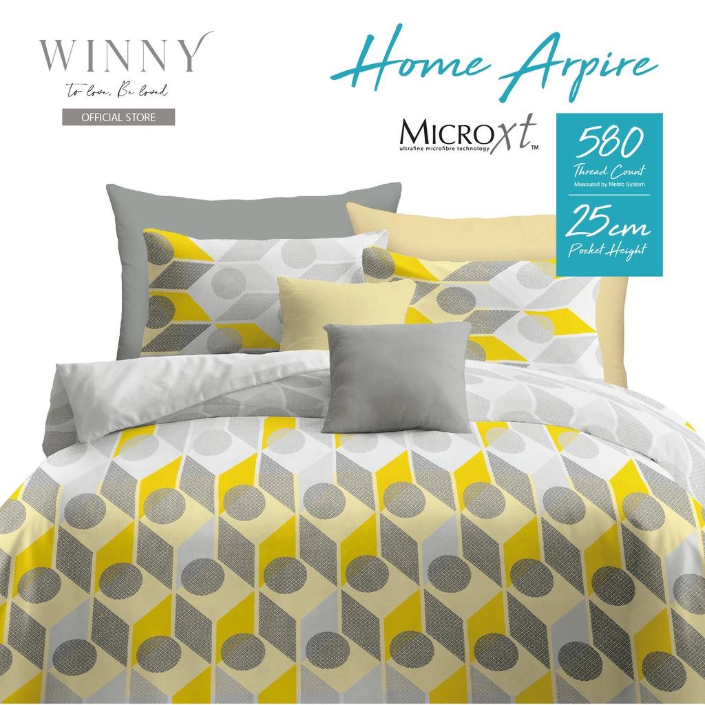 Winny Home Aspire Comforter Set 580TC