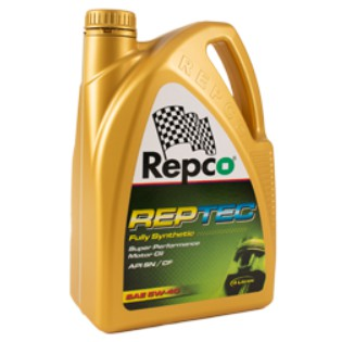 Repco REPTEC SAE 5W-40 API SN/CF Fully Synthetic Engine Motor Oil 4L