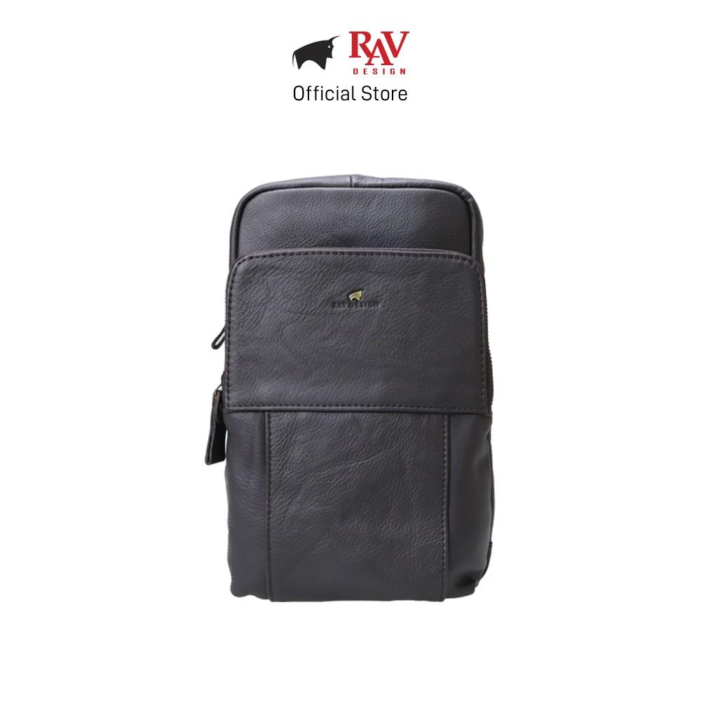 RAV DESIGN Men's Genuine Leather Chest Bag Series |RVE478 Series