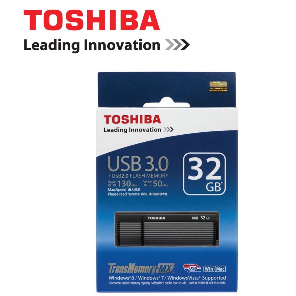 Toshiba Osumi Mr Usb 30 130mb S Flash Drive Shopee Malaysia Disk 32 Gb Hayabusa Original