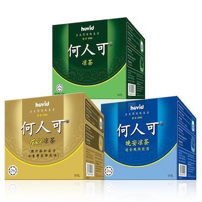what is ho yan hor herbal tea