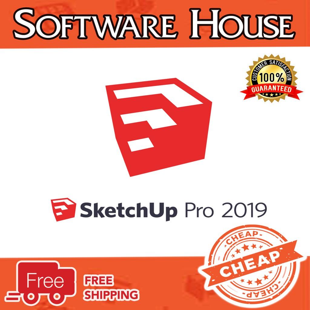 [100% WORK] SketchUp Pro 2019 V19 0 685