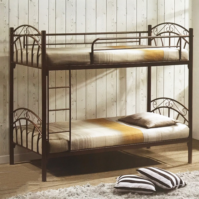 Furniture Direct BRISBANE CONVERTIBLE DOUBLE DECKER BUNK BED
