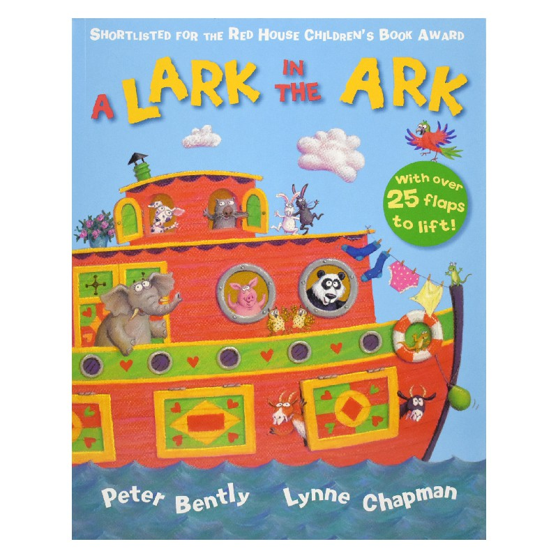 A Lark In The Ark The joy on the ship  Hide and seek games English story  book bo