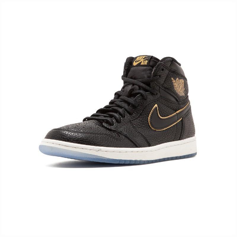newest 2590b 73cab bichou Official Original Nike Air Jordan 1 Retro High LA Los