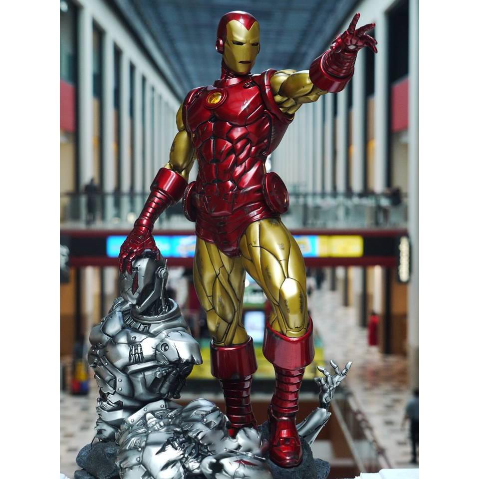 XM Studios Iron Man Classic