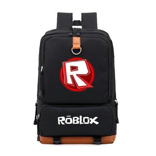 ROBLOX Backpack School Bag for Teenager Backpack Laptop Bag   Shopee