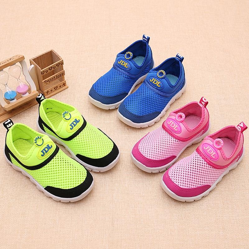 e70746215b565 kids sandals◘☄♚Summer new children s net shoes boy sneakers girl casual  sandals