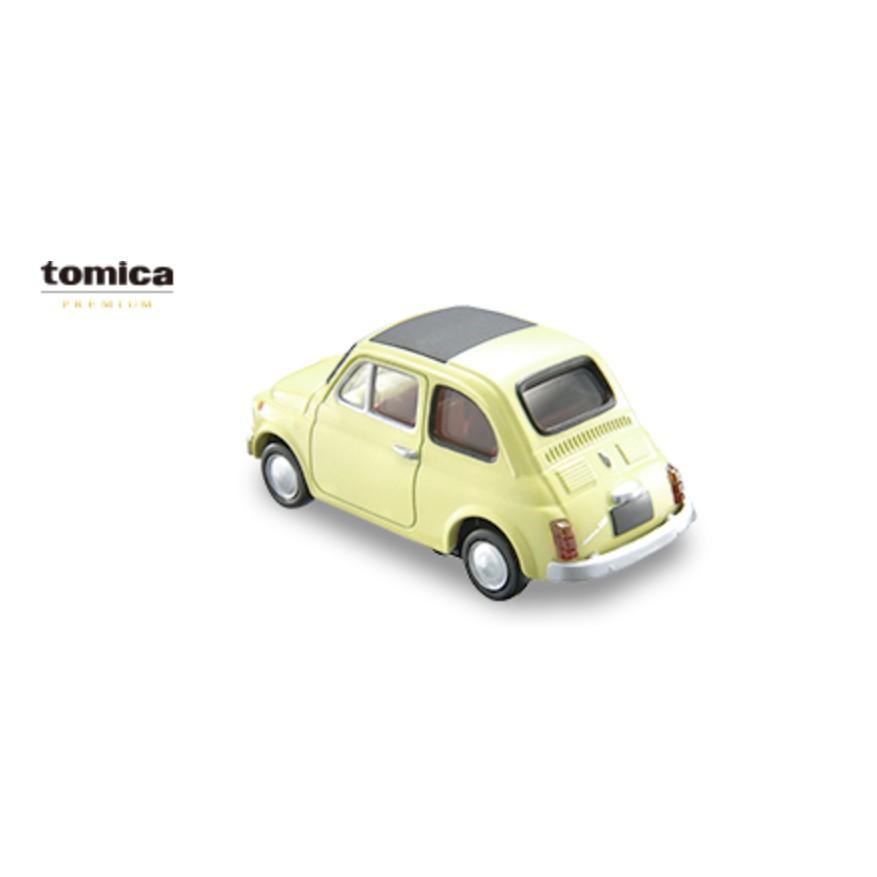 Tomica Premium Japan Import 29 Fiat 500F TAKARA TOMY