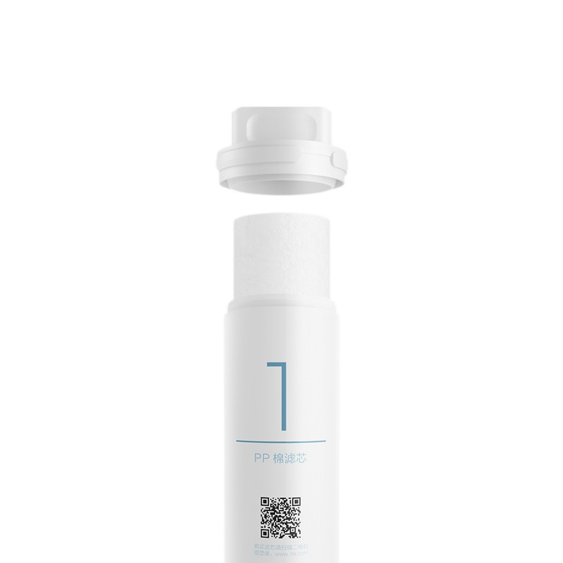 XIAOMI NO.1 Mi Purifier Replacement PP Cotton Activated Carbon Drinking Water Fi