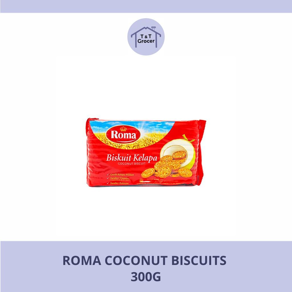 Roma Biskut Kelapa 300g