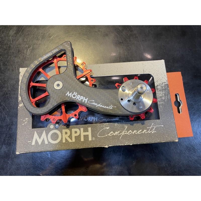 Morph Oversized Full Ceramic Pulley 12-20T