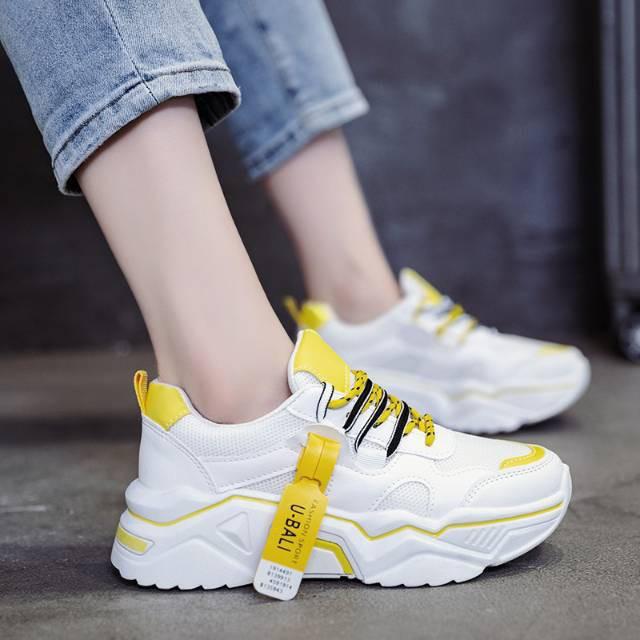 Jolhyshoes - Women's Fashion Sneakers Shoes U * @ Bali   Shopee Malaysia