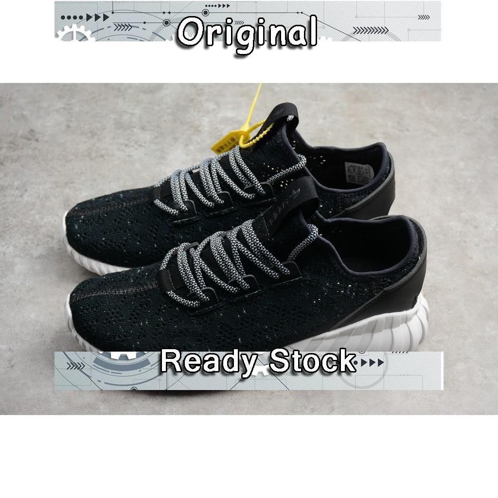 real picture Adidas Tubular Doom Sock PK black white men sport shoe size 40 44?