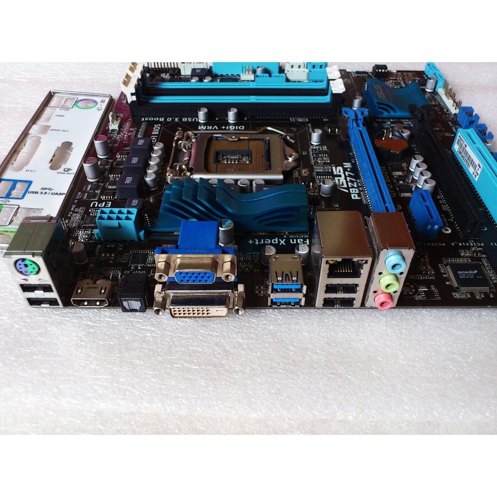 Asus P8Z77-M Socket 1155 Z77 Chipset Motherboard 2nd / 3rd gen processor