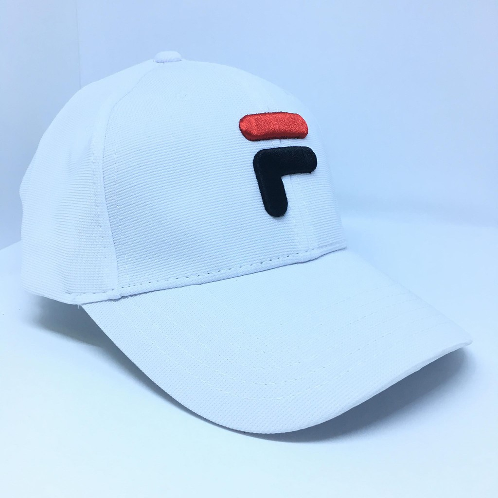 promo code 7e8a2 f19c1 ProductImage. ProductImage. Ready Stock Men Women Fila Style Sport Cap  Snapback Hat Adjustable