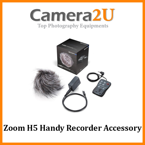 Zoom H5 Handy Recorder Accessory Package APH-5