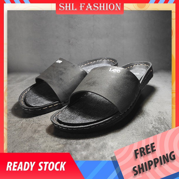 SHL Men Sewing Sandal Slippers Jarum Jahit Kasut Selipar Sandal Lelaki-112
