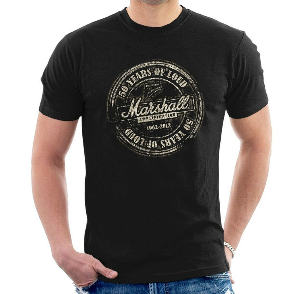 S-2XL Marshall Amps Amp T-Shirt New