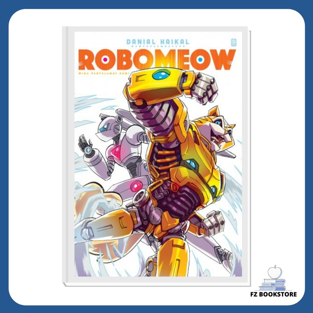 Robomeow #1: Wira Penyelamat Bumi - Komik