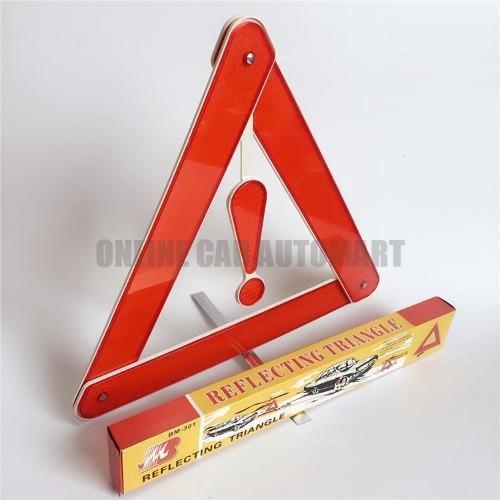 Folding Car Emergency Tripod Reflective Automobile Traffic Warning