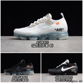 finest selection 09e91 615de Nike Off White 270 Vapormax Shoes | Shopee Malaysia
