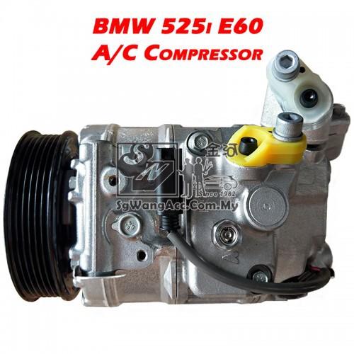 BMW 525i (E60 Year 2010) Air Cond Compressor | Shopee Malaysia