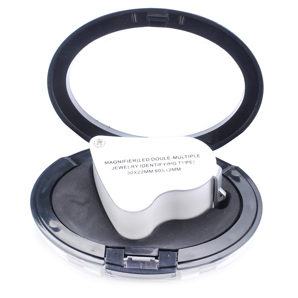 Universal 30X Zoom LED Magnifier Clip-On Cell Phone Microscope Micro Lens   Shopee Malaysia