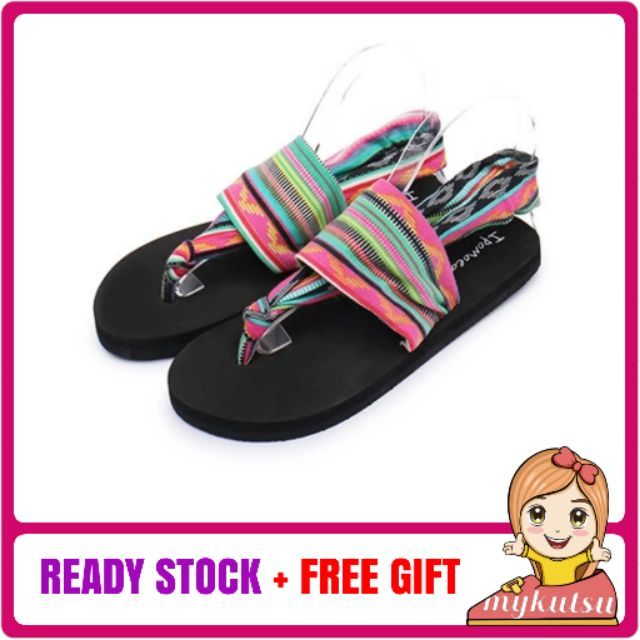 ee2b36b92 Unisex Thailand Maltini MerLin X-Straps Sandals Shoes M461