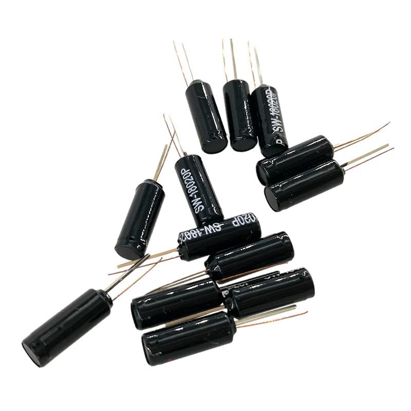 20PCS SW-18020P Electronic Shaking Switch Vibration Sensor