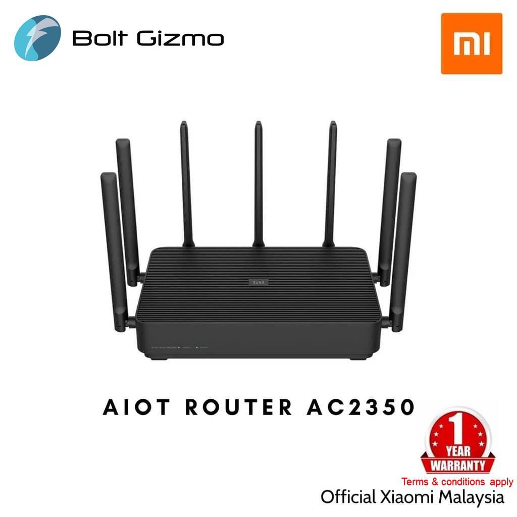 Xiaomi Mi AIoT Router AC2350 Global - (Warranty by Xiaomi M'sia)