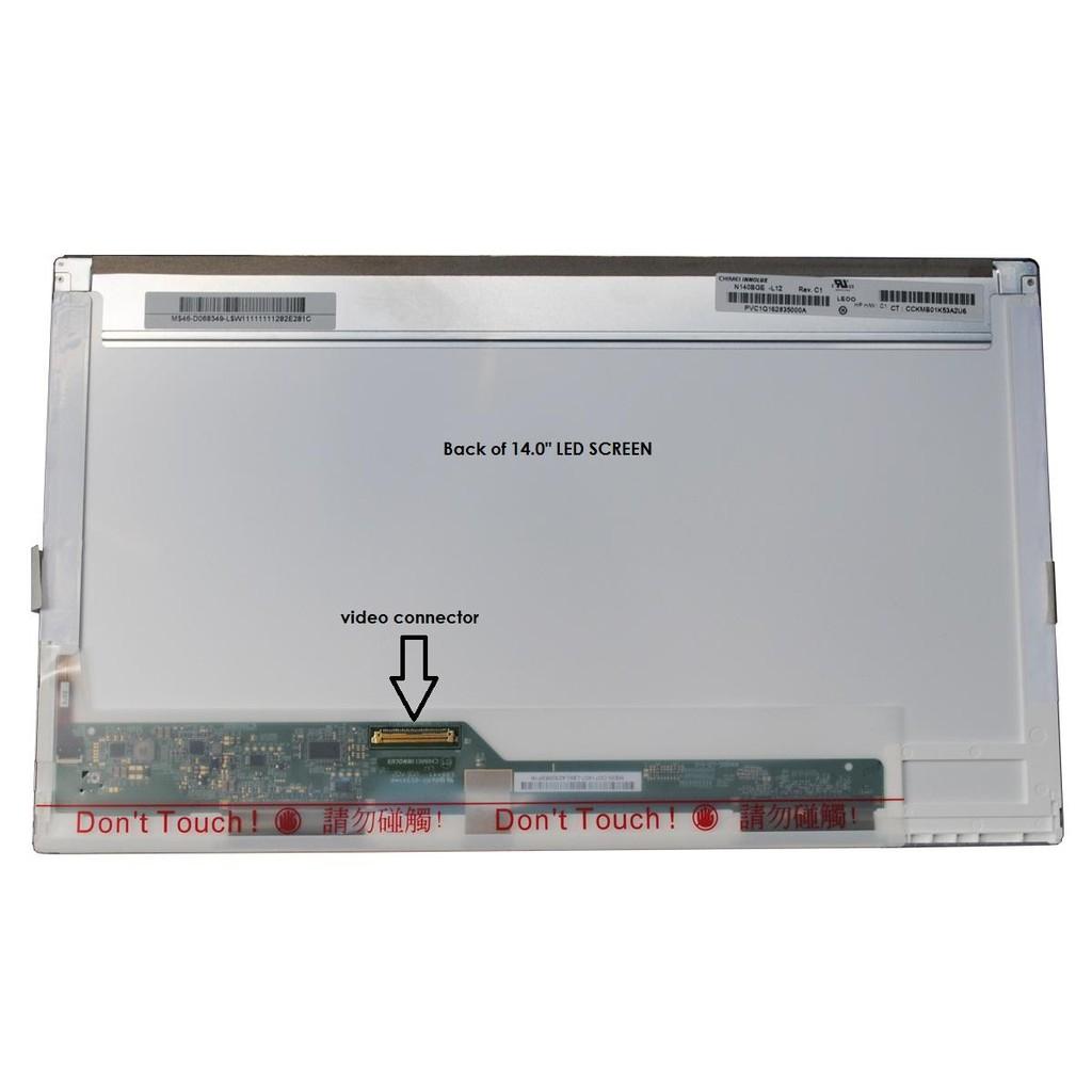Compatible NEW TOSHIBA Satellite L800 C845 L800 Laptop LED Screen Panel