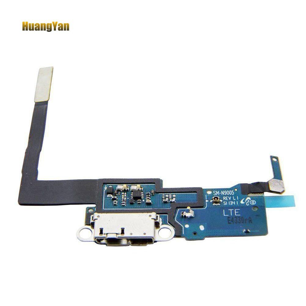 ☞HY☜Phone Charging Port USB Connector Flex Cable Note 3 N9005