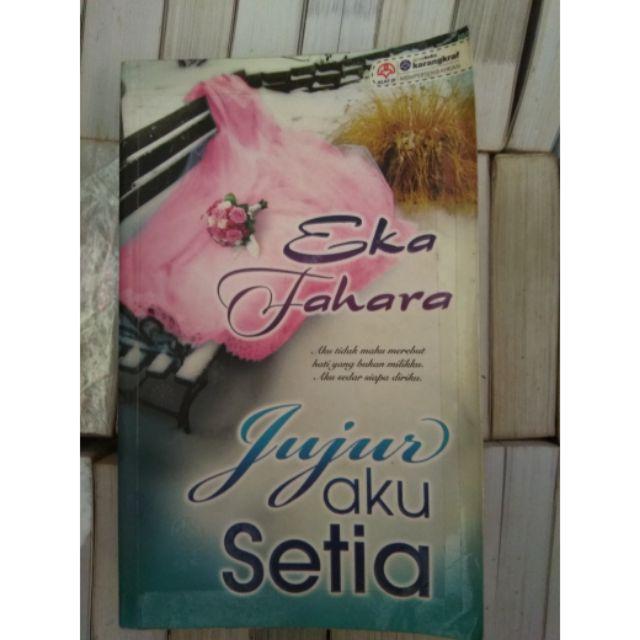 Novel Jawapan Yang Pasti Eka Fahara Shopee Malaysia