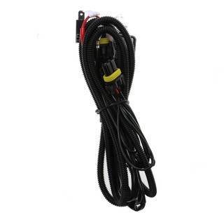 H4 9003 Hid Hi Lo Relay 12V 35W/55W Wiring Harness Controller Bi-Xenon Hid V Wiring Harness Controller on