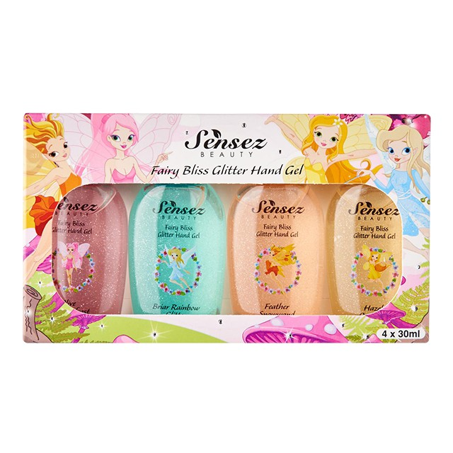 Sensez Beauty Fairy Bliss Hand Gel Set 30