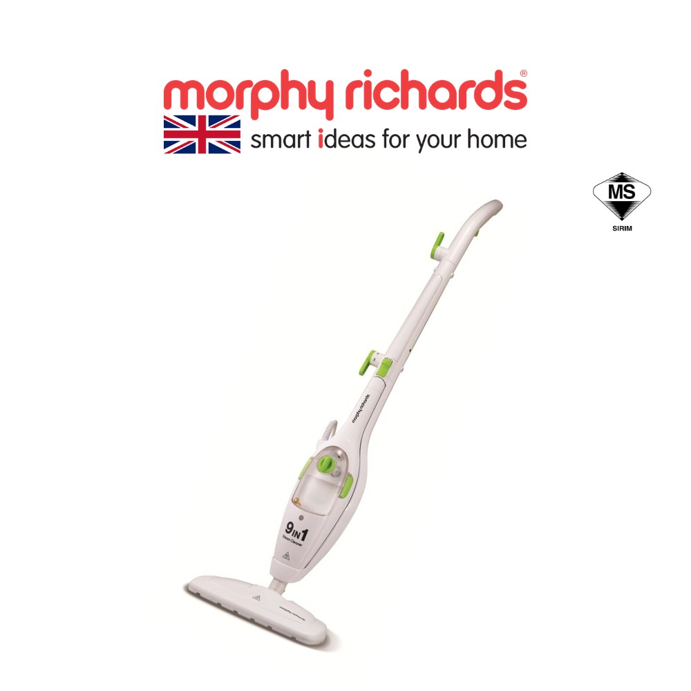 Morphy Richards Steam Mop 9 in 1 Functions 720020