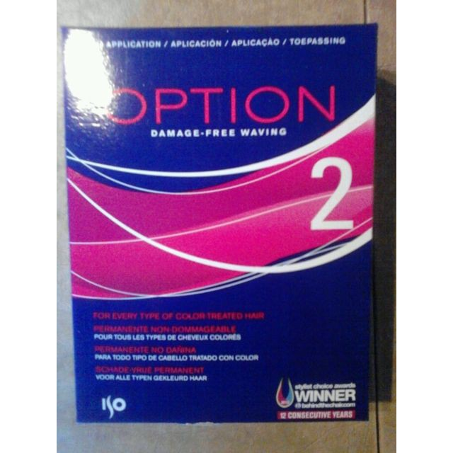 iso perm - professional option perms option 2