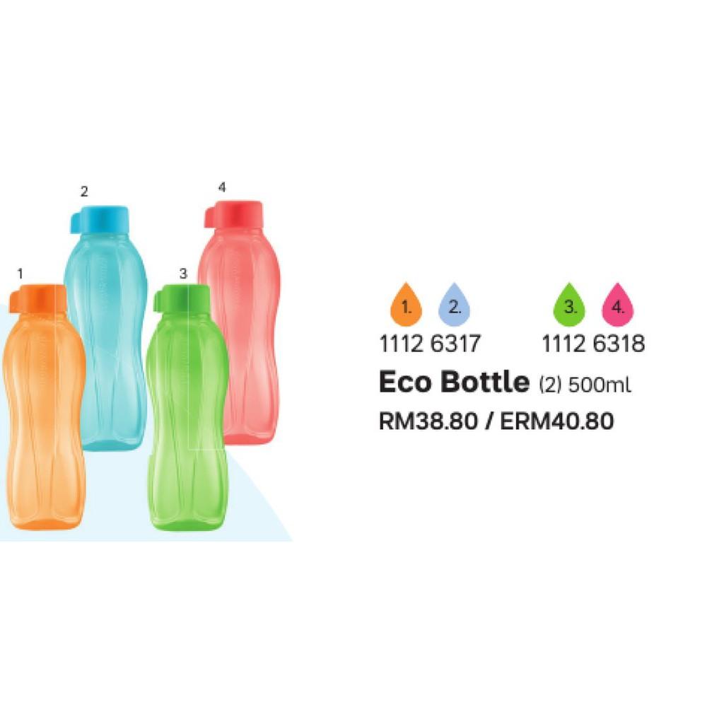 Tupperware Eco Bottle (1) 500ml