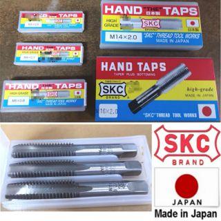 Ochoos 3pcs//lot SKS2 M121.75 HTD Hand taps Made in Japan