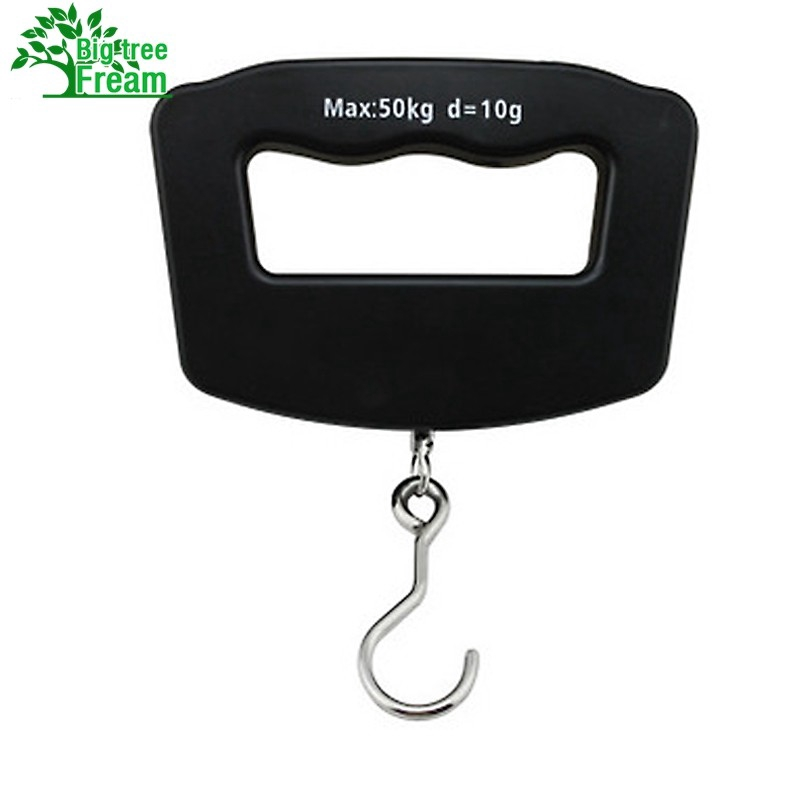 50kg/10g T-Shaped LCD Backlight Digital Hanging Luggage Scale Travel Weight | Shopee Malaysia