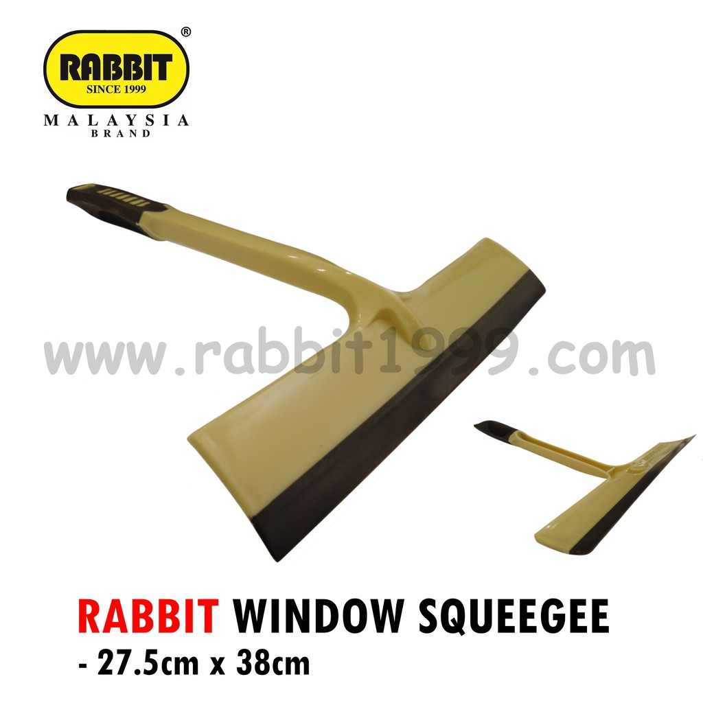 RABBIT WINDOW SQUEEGEE-car squeegee with handle/mirror cleaning/window squeegee glass/car window squeegee/car squeegee